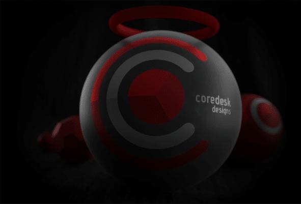 Core desk Home page logo